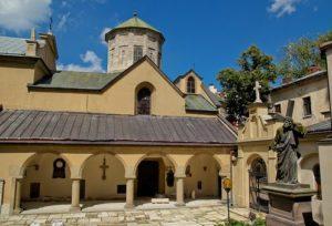 Армянский кафедральный собор во львове
