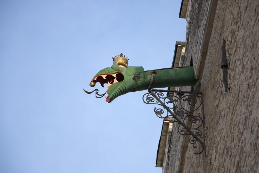 Таллин ресторан три дракона