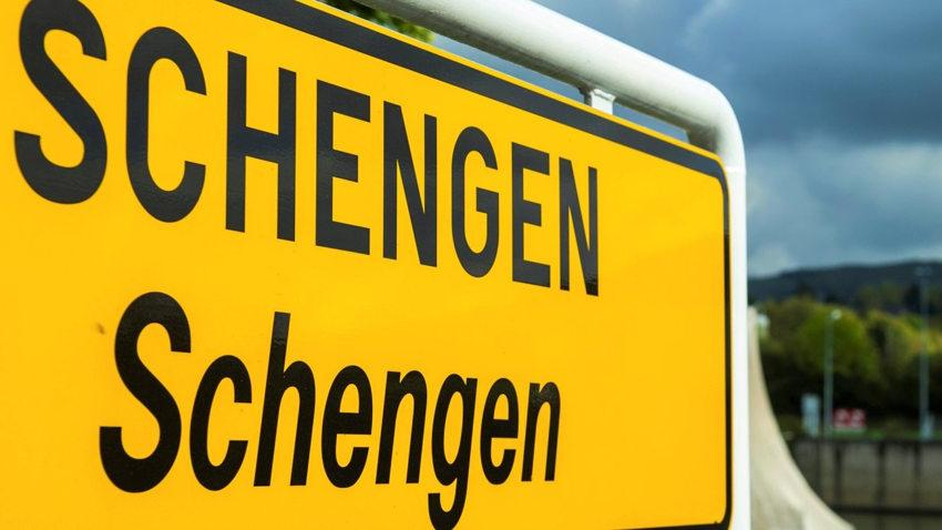 шенген виза правила