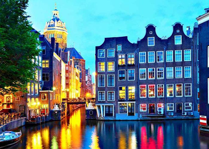 берлин амстердам прага тур