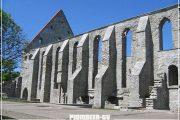 монастырь святой бригитты таллинн эстония достопримечательности