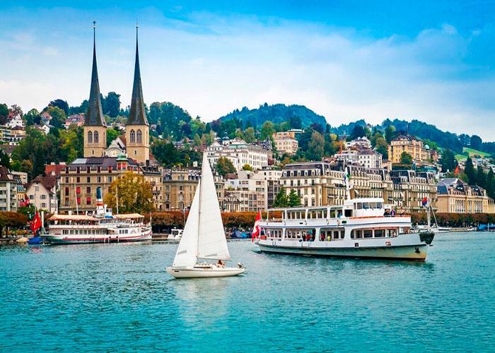 Поездка в Европу: Швейцария, Германия, Италия