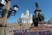 Достопримечательности Хельсинки: памятник Александру II