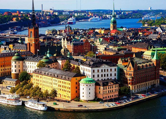 Туры в Стокгольм из Минска