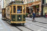 Экскурсия по Хельсинки на ретро-трамвае