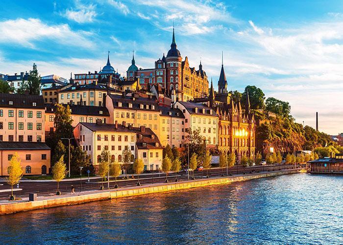 Туры выходного дня в Стокгольм и Таллинн