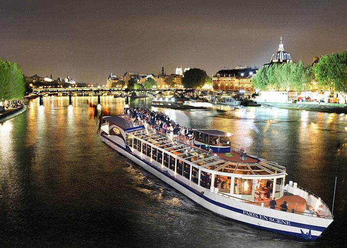 Где встретить Новый год в Париже