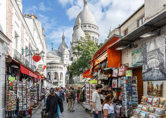 Прогулка по Парижу: что посмотреть