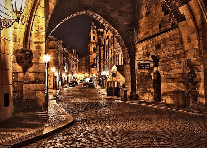 Прага-Берлин-Париж-Амстердам