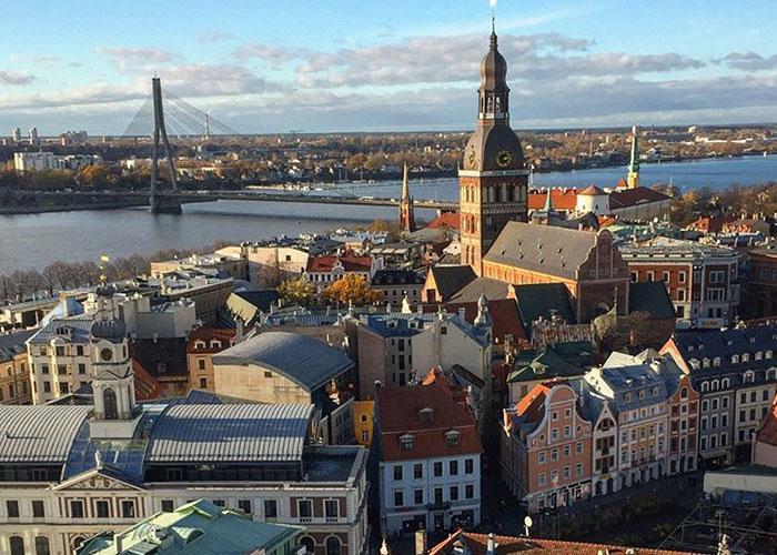 Молодежные туры в Ригу из Минска