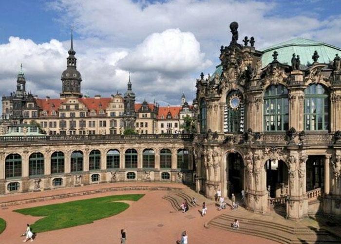 Туры в Германию и Чехию: Дрезден