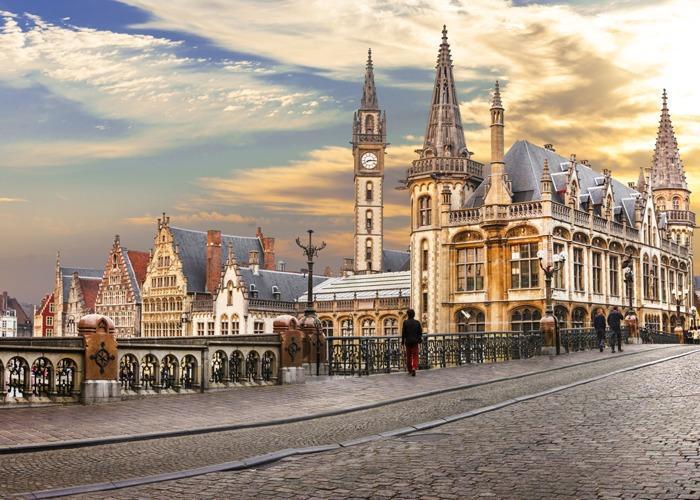 Европейские королевства- Бельгия, Нидерланды, Люксембург, Германия без ночных переездов