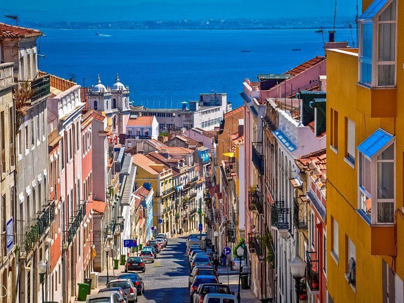 Две недели в теплых странах: Испания и Португалия