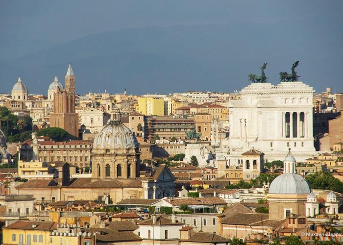 Экскурсионный тур в Италию на 7 дней