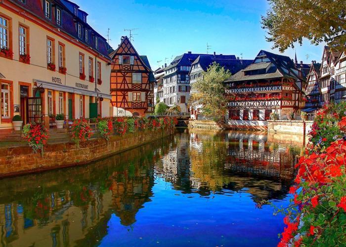 Поездка в Германию и Францию