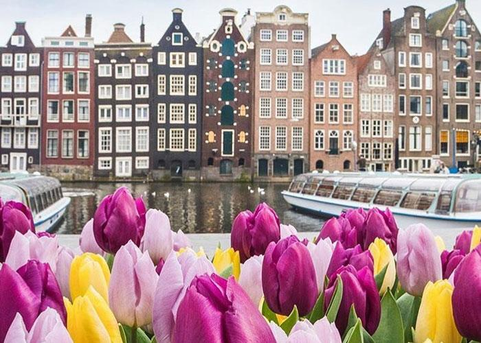 Тур в Амстердам на 5 дней + парк цветов Кёкенкоф