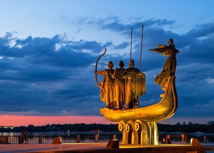 Atlas Weekend. Автобусный тур в Киев
