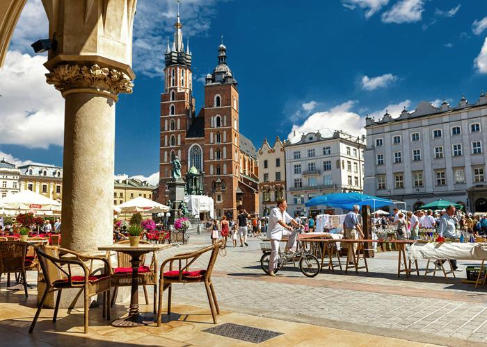 Тур выходного дня: Краков - Величка*