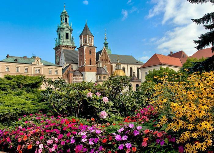 В Польшу на 4 дня: Краков - Варшава