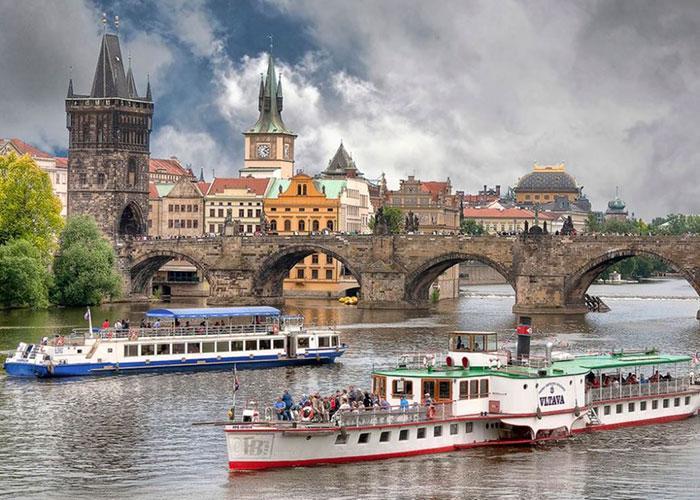 Польша+Чехия без ночных переездов