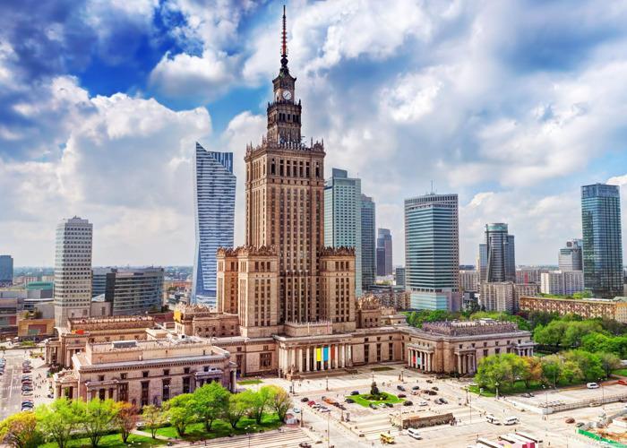 Тур выходного дня в Варшаву