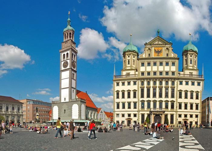 Тур по Южной Баварии