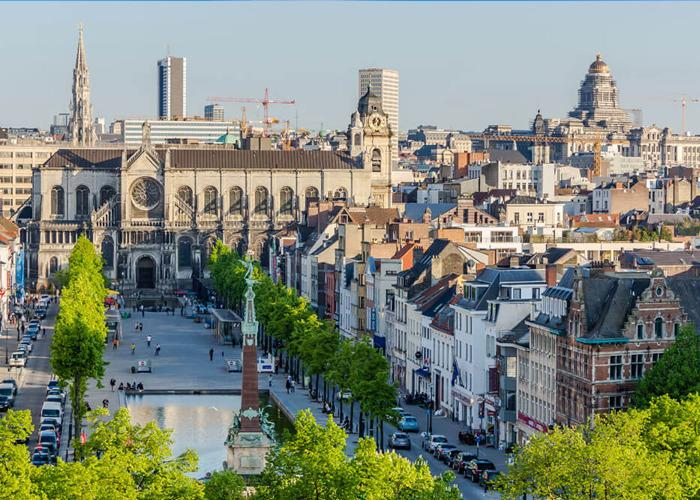 Сердце Европы - Париж, Брюссель, Люксембург, Амстердам, Берлин