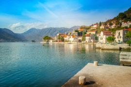 Черногория побережье
