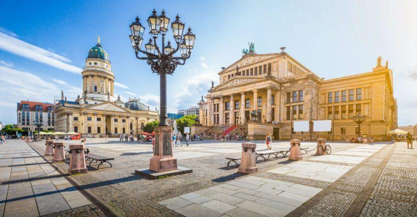 Берлин Концертный зал