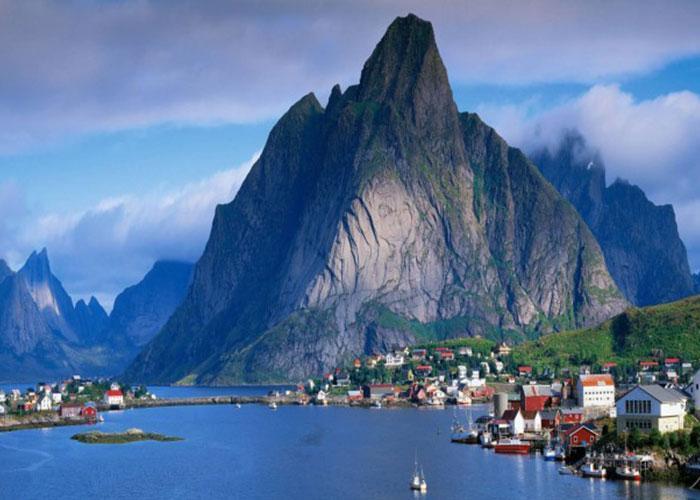 Круиз в Норвегию: Таллинн-Стокгольм-Осло-Флом