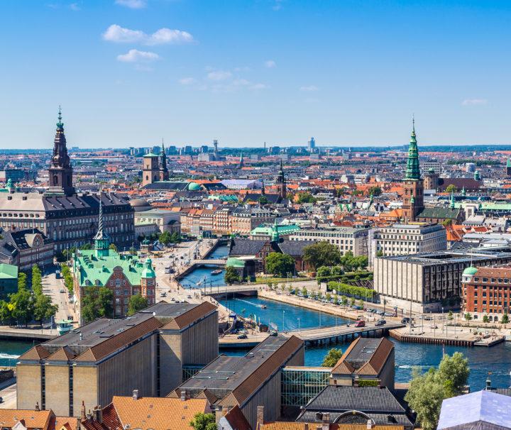 Копенгаген панорама