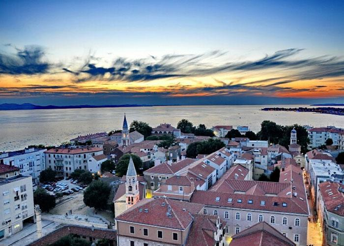Отдых в Хорватии +Австрия, Словакия, Венгрия (14 дней)