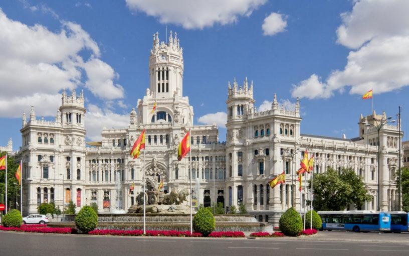 Мадрид ратуша