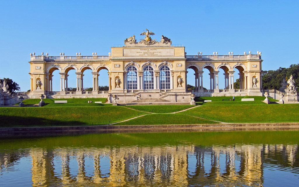 Дворцово-парковый комплекс Шенбрунн