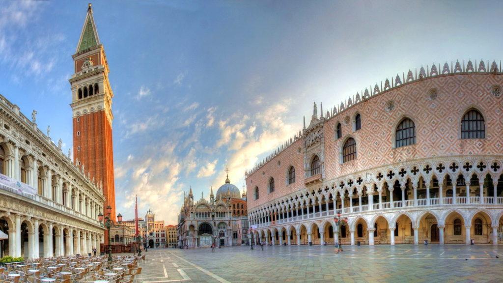 Кампанила Венеция