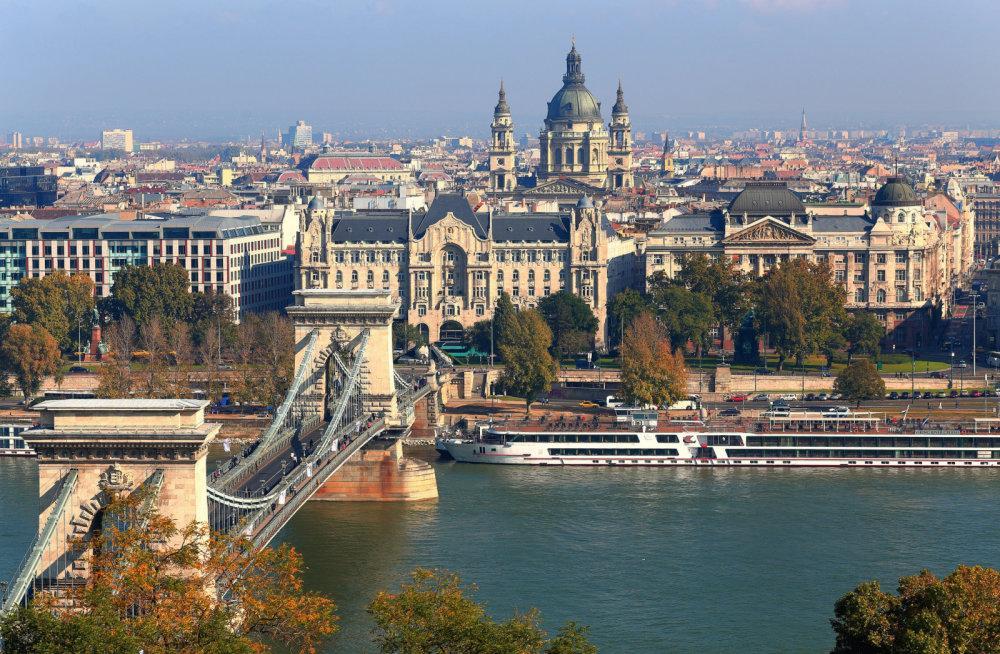 Будапешт понарама