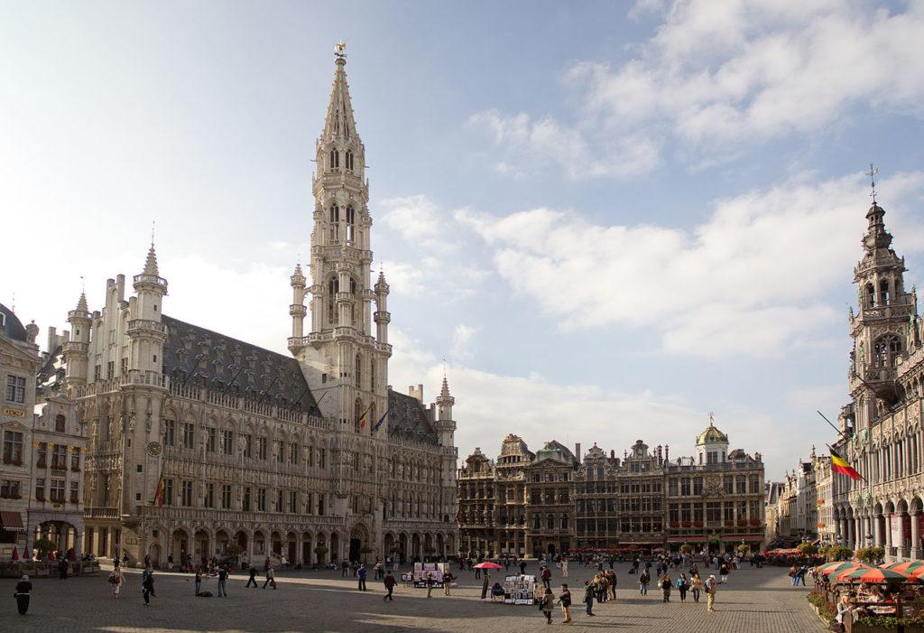 Брюссель ратуша
