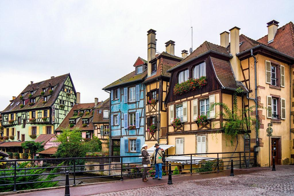 Кольмар Франция