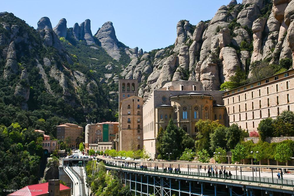 Тур по провинциям Европы и отдых в Испании