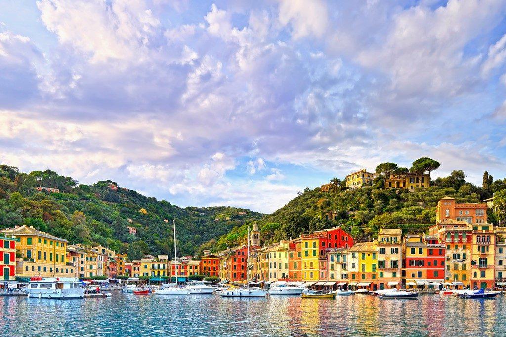 Портофино Италия