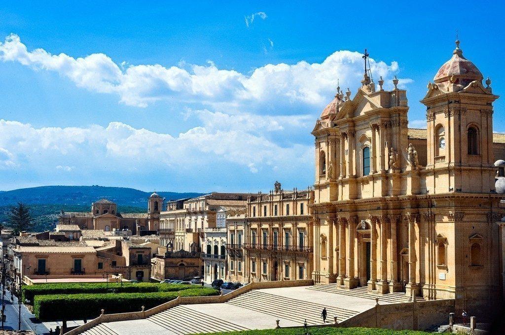 Ното столица итальянского барокко