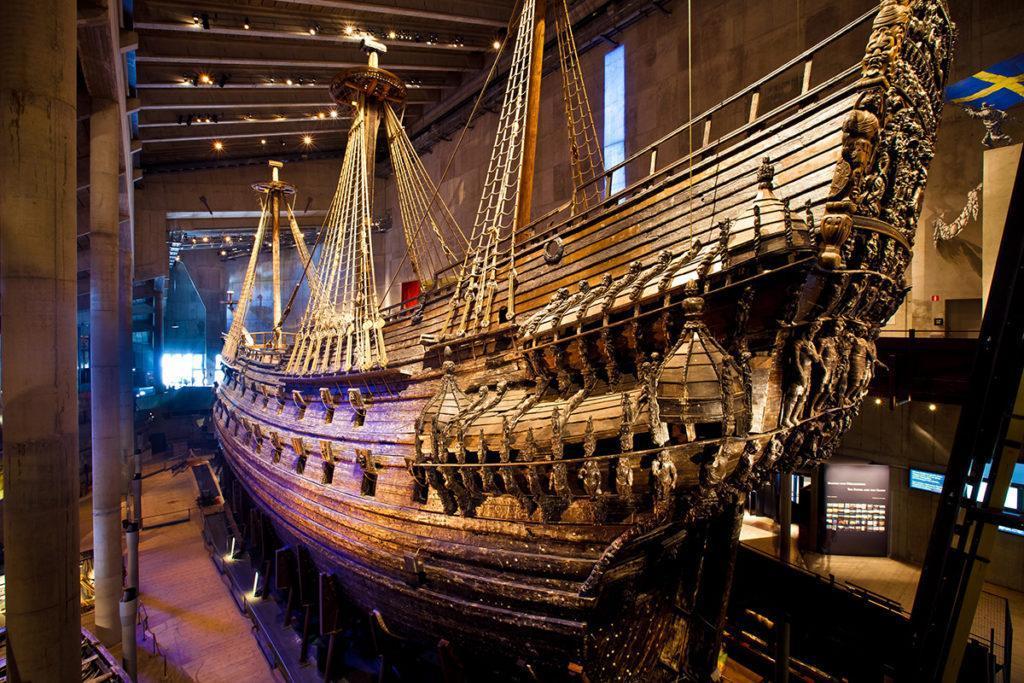 Музей одного корабля Васа