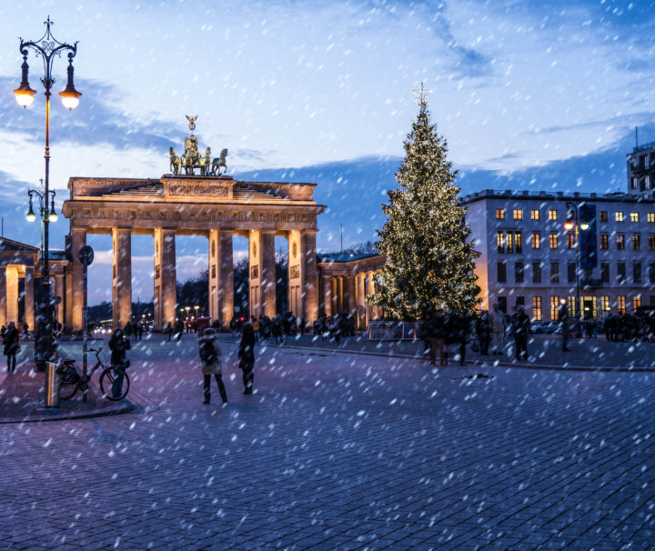 Новый 2020 год в Берлине