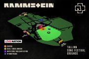 Рамштайн Таллинн 2020