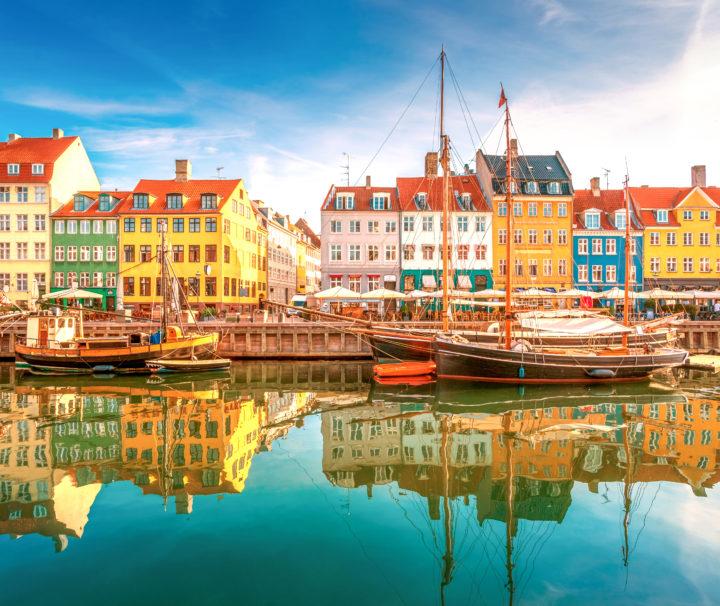 набережная Копенгагена