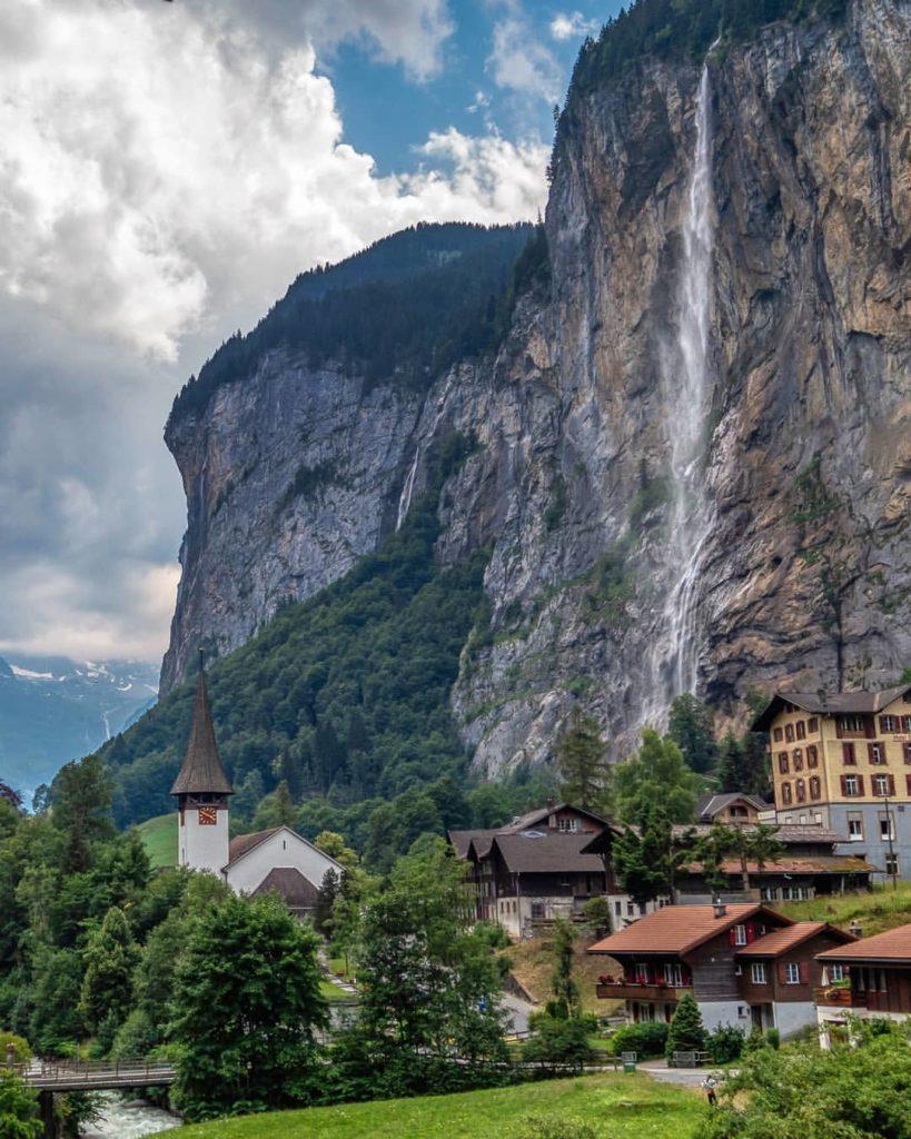 Швейцария-Германия без ночных переездов