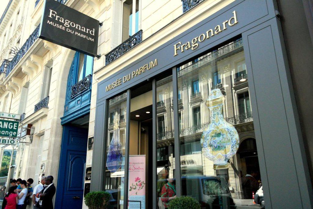 музей парфюмерии Фрагонард