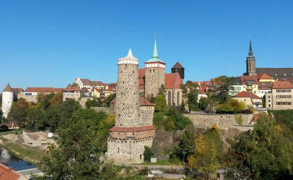 Водонапорная башня Баутцена