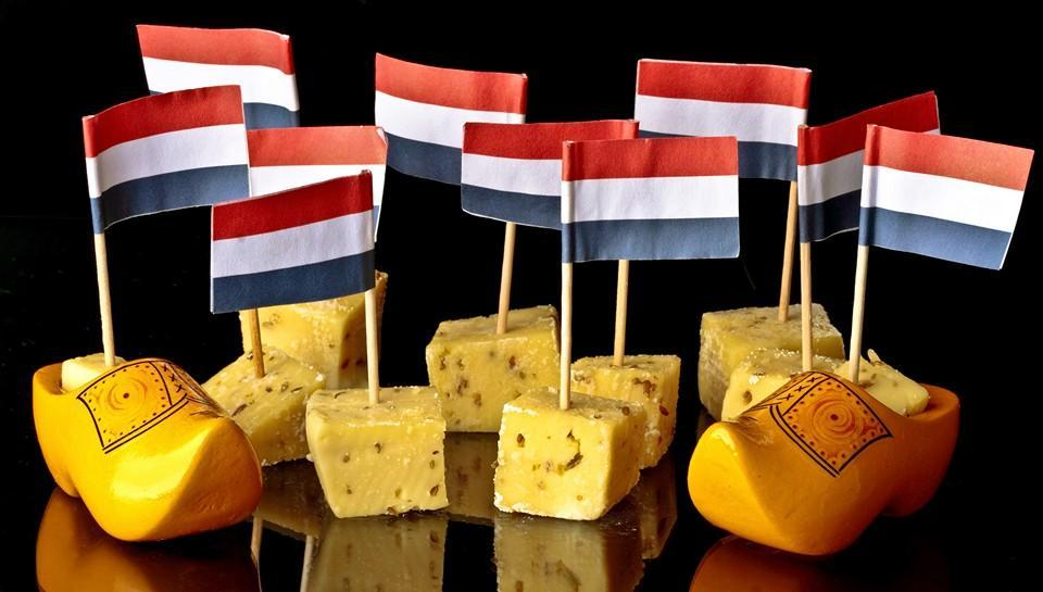Дегустация сыра в Амстердаме