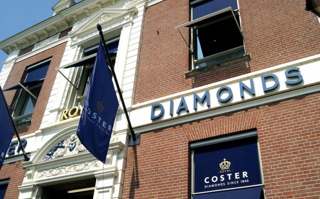 музей бриллиантов в Амстердаме